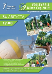Volleyball Misto Cup 2019